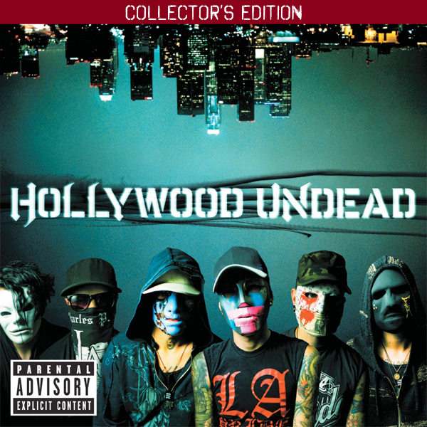 "Cover art for Hollywood Undead's album ""Swan Songs"" (Collector's Edition)"