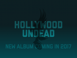 Hollywood Undead - New Album 2017