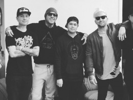 Hollywood Undead & Ruben Diaz