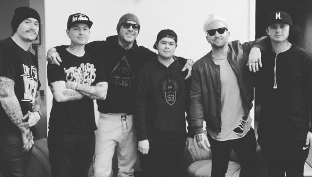 Hollywood Undead & Ruben Diaz