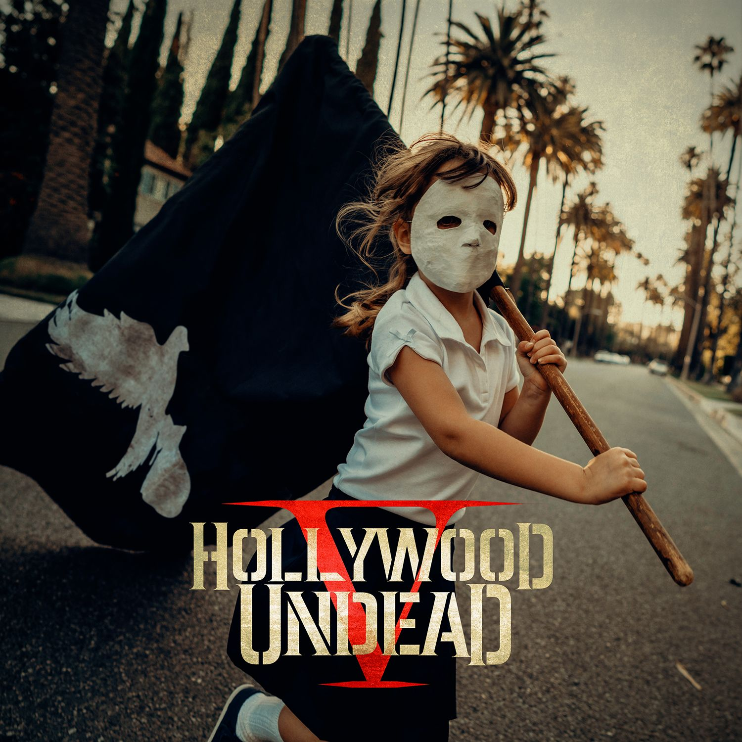Hollywood Undead - California Dreaming (2017; Single Official Cover Art)