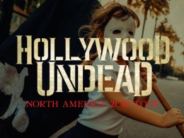 Hollywood Undead 2017 North America Tour
